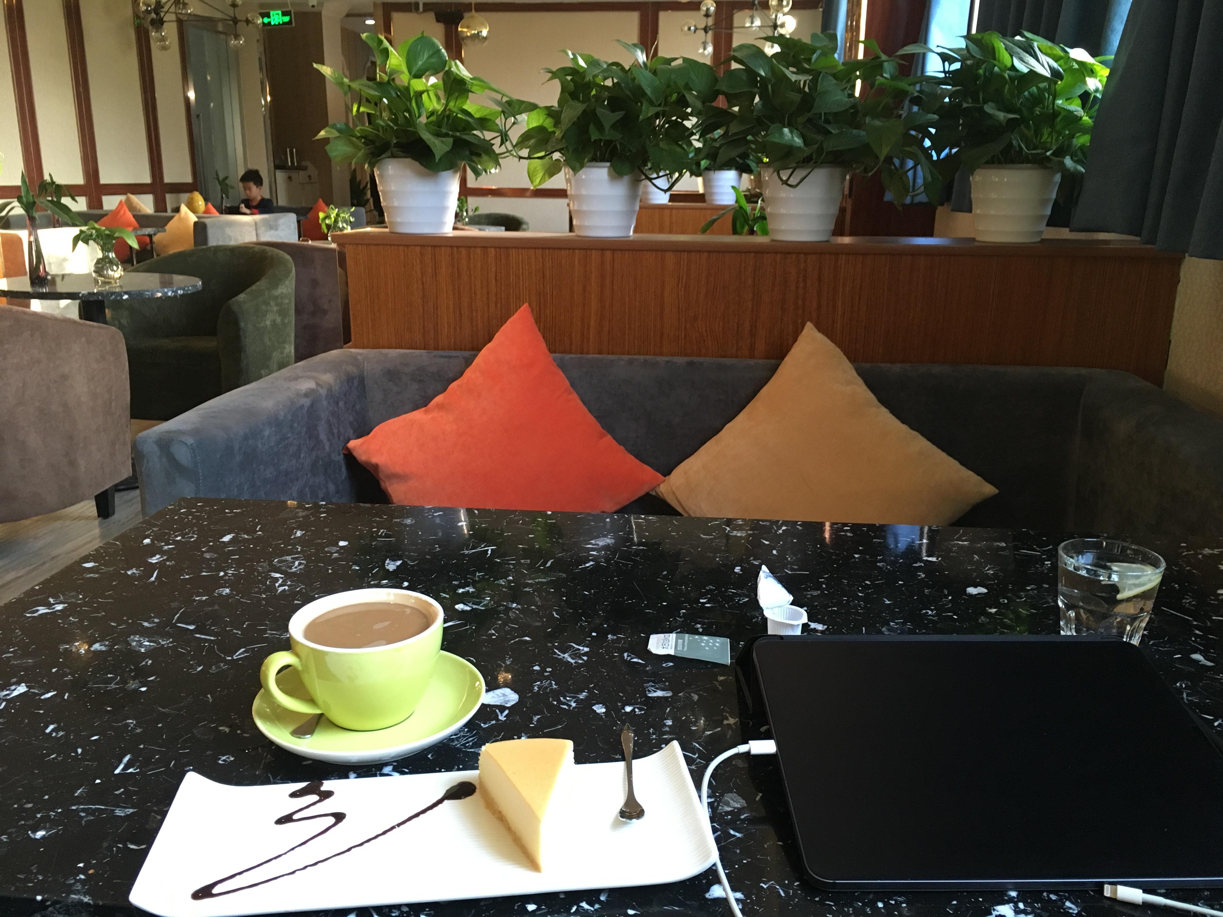 上海 上島コーヒー