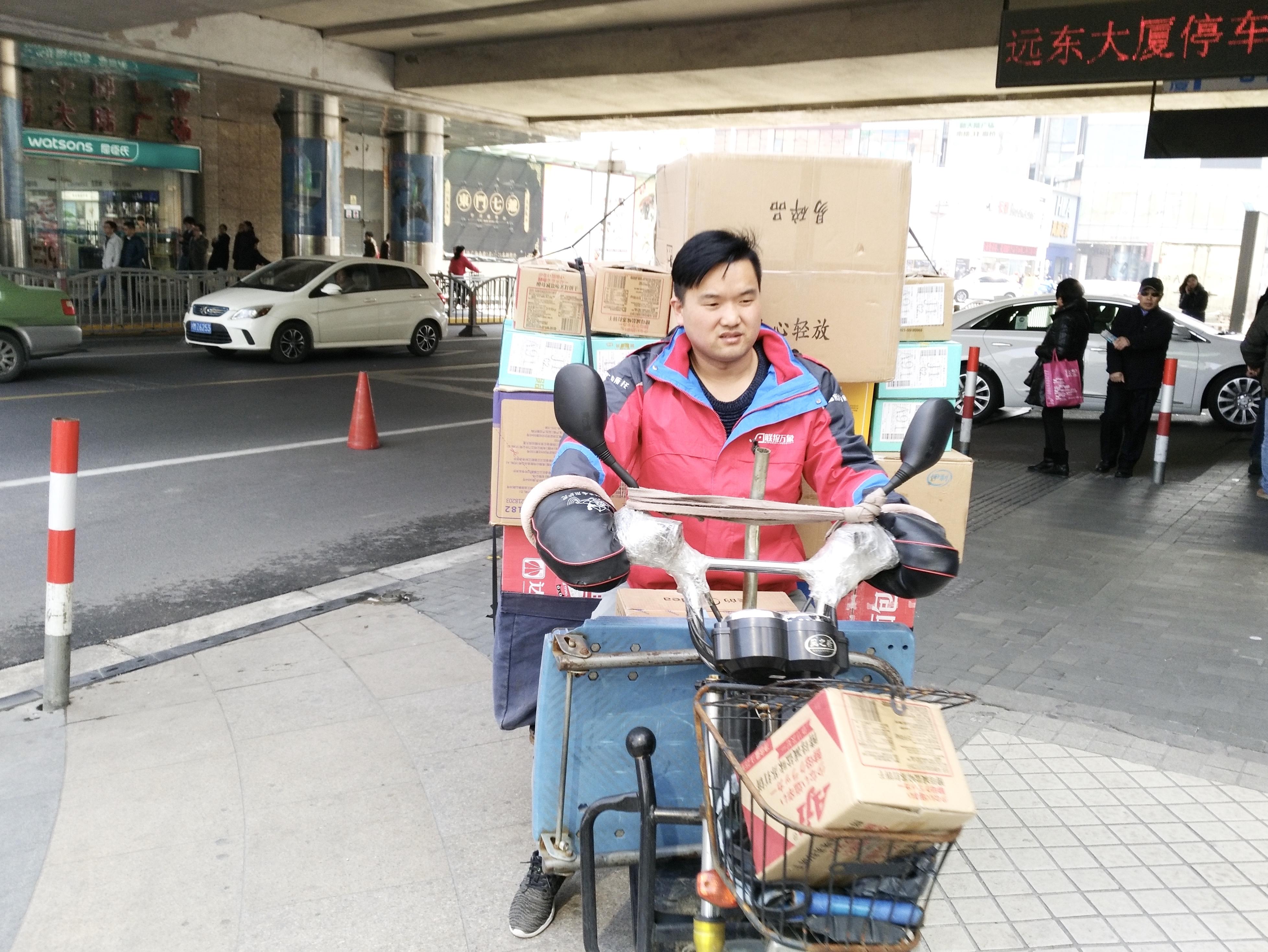 上海の電動バイク、ルール大幅改定