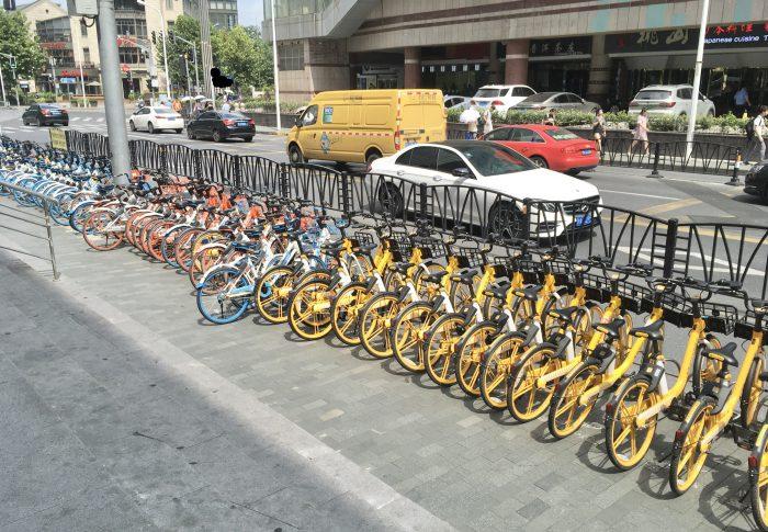 【上海】またまた新しい自転車シェアリングが登場!