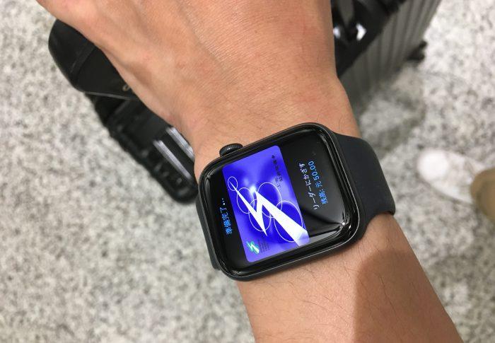 【上海】上海交通カードをApple Watchで使う!