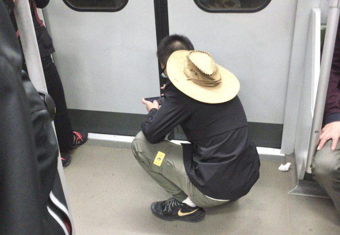 【上海】地下鉄色々