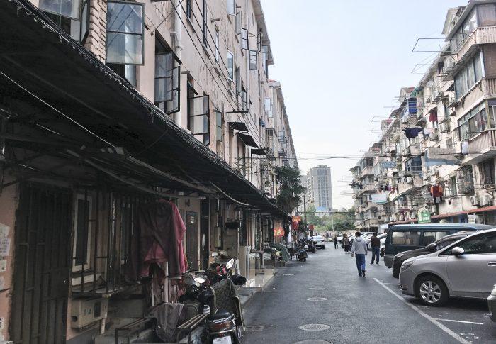 【上海】見た目は古いが価値のある住宅