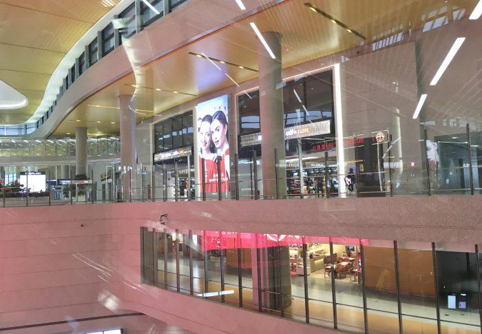 【上海】春節期間の日本一時帰国、新しいサテライトターミナルができていた