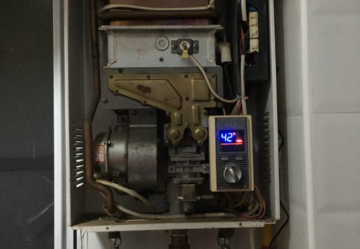 【現地採用】給湯器のせい?シャワーの温度が低すぎるときどうすれば良いか