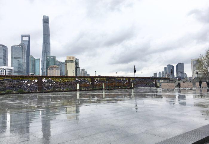 【2020年3月上海】28日コロナウイルス現地状況、観光地「外滩」の今