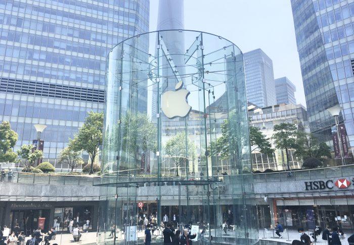 【2020年4月上海】Apple StoreでiPhone  SEを購入!何も問題なく30分くらいで買えた