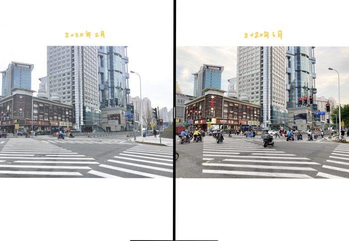 【2020年6月上海】13日コロナウイルス現地状況-2020年2月時点と今を写真で比べてみた