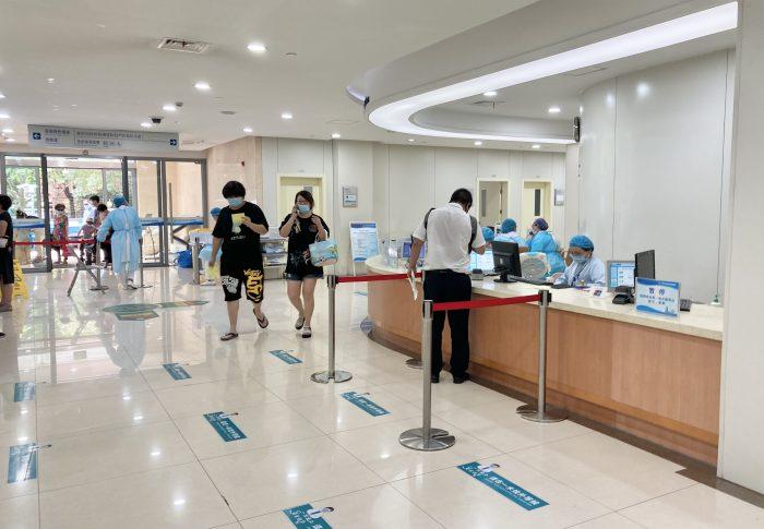 【2020年10月上海】またまたローカル病院へ、日本語が通じる安心感が半端じゃない