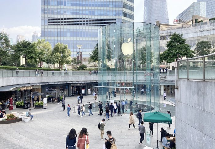 【2020年10月上海】待望のiPhone 12を購入!早速5Gを体験
