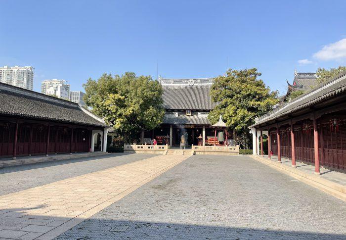 【2020年12月上海】孔子を祀る霊廟、「上海文庙」というお寺に癒される