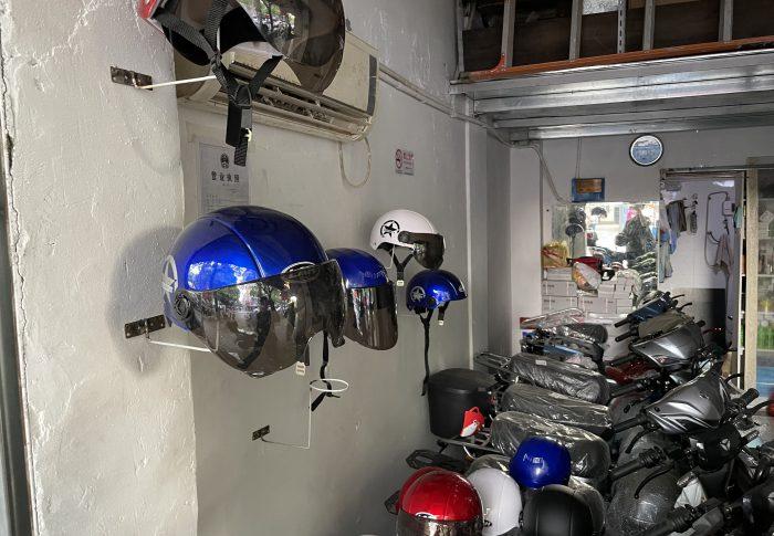 【2021年5月上海】電動自転車にもヘルメット着用義務が課される、1個1,000円程度の安さに感激