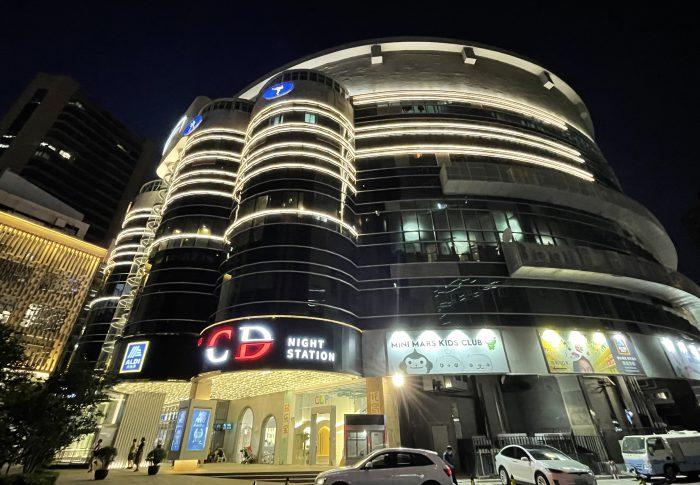 【2021年6月上海】上海中心地にある安くて交通の便が良い公共プールに行ってみた!