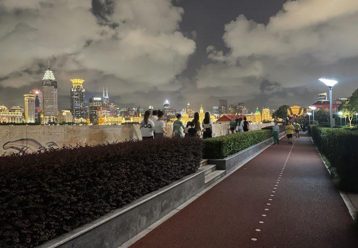 【2021年8月上海】浦東にあるおすすめランニングスポット発見!